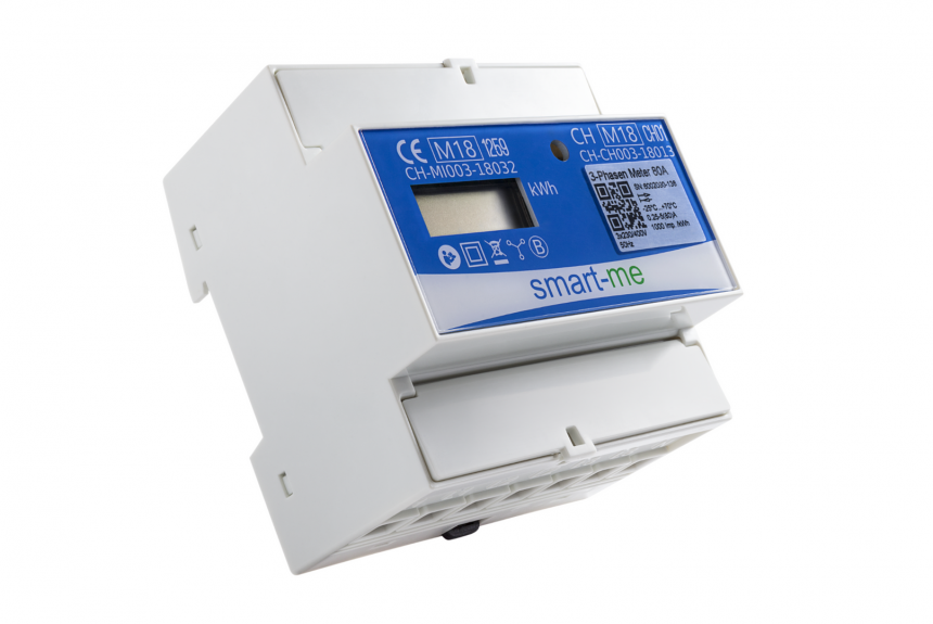Three-phase energy meters receive MID certification