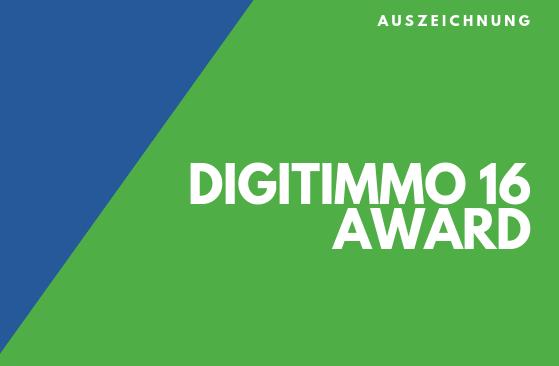 smart-me gewinnt DigitImmo 16 Award