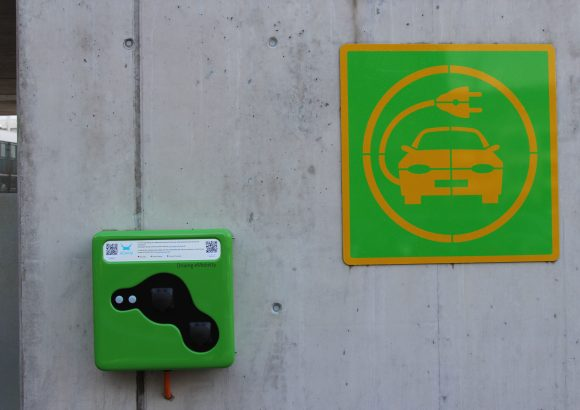 Planning e-charging stations