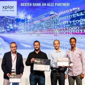 smart-me gewinnt xplor Startup Award