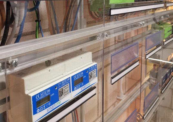 Energieoptimierung und Smart Home Anwendungen