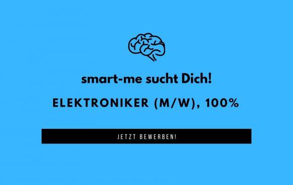 Jobangebot Elektroniker*in