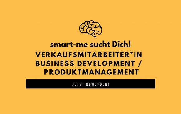 Gefunden: VerkaufsmitarbeiterIn Business Development / Produktmanager (m/w), 80-100%
