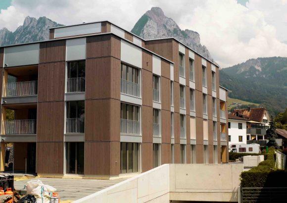 Optimierter Pionier: Das sowiso Haus in Schwyz