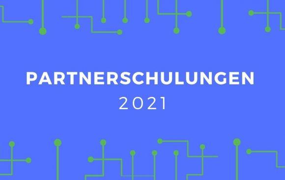 Partnerschulungen 2021