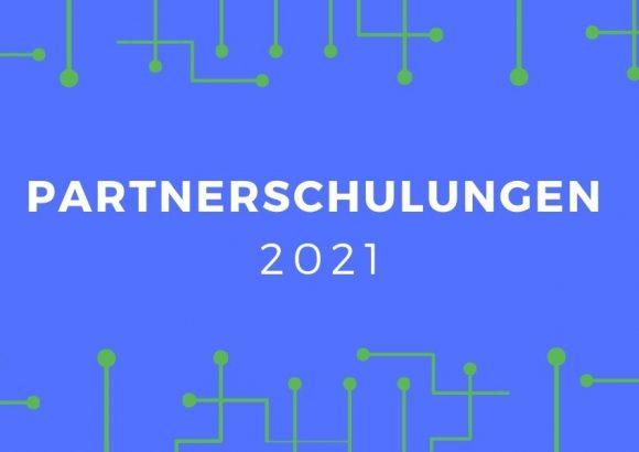 Partnerschulungen 2021 – neuer Zusatztermin