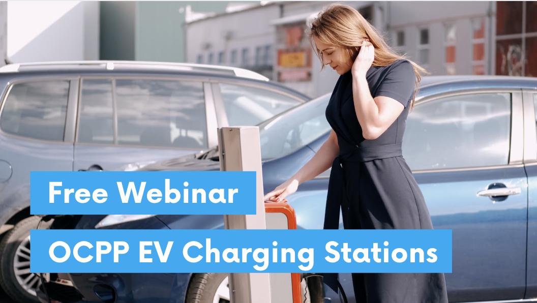 Webinar OCPP Charging stations